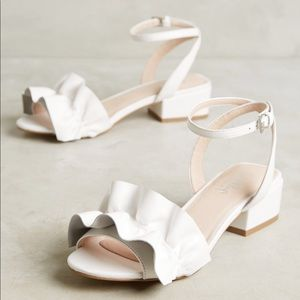Anthropologie Shelly's Sandals